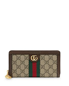 Gucci - Ophidia GG Zip Wallet