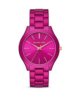 Michael Kors - Slim Runway Link Bracelet Watch, 42mm