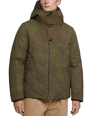 Woolrich Military Anorak Jacket