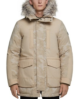 WOOLRICH - Military Down Parka