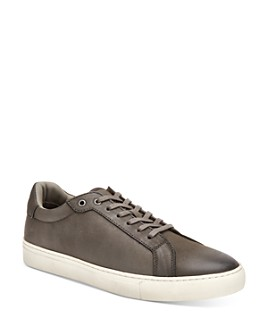 ALLSAINTS - Men's Stow Leather Low-Top Sneakers