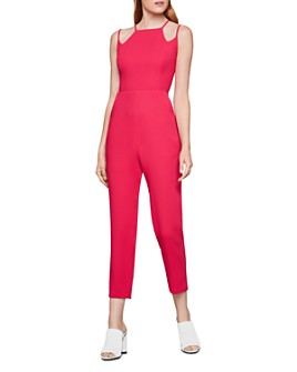 BCBGENERATION - Strappy Cropped Jumpsuit