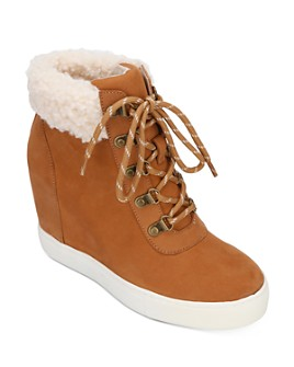 Kenneth Cole - Women's Kam Hiker Wedge Heel Sneakers