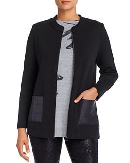 NIC and ZOE - Sweater Puffer Jacket