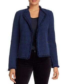 NIC and ZOE - Tweed Open Jacket