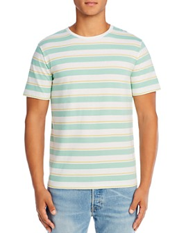 A.P.C. - Yves Striped Multi-Color Tee