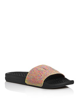 APL Athletic Propulsion Labs - Women's Techloom Slide Sandals