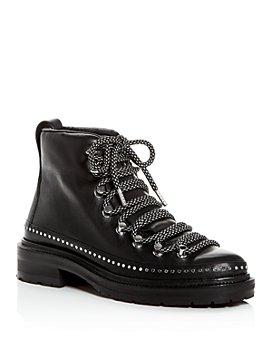 rag & bone - Women's Vacchetta Studded Combat Boots