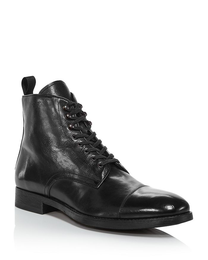 To Boot New York - Men's Richmond Leather Cap-Toe Boots