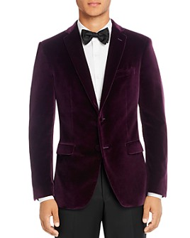John Varvatos Star USA - Velvet Slim Fit Dinner Jacket