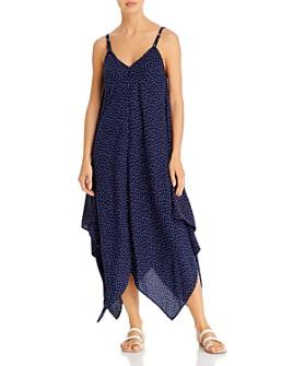 Tommy Bahama - Sea Swell Scarf Dress Swim Cover-Up