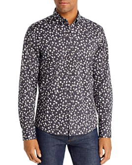 Michael Kors - Liberty Floral Slim Fit Shirt - 100% Exclusive