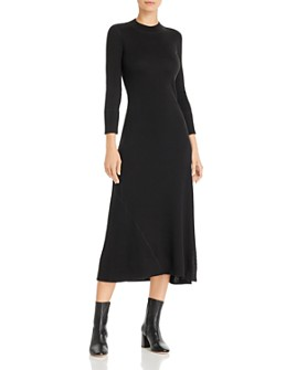 Theory - Ribbed Bodycon Dress