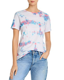Dirty But Delicate - Cotton Candy Tie-Dye Tee - 100% Exclusive