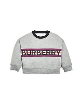 Burberry - Boys' Marlon Logo Sweatshirt - Little Kid, Big Kid