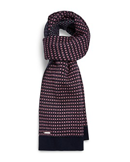 Ted Baker - Camscaf Square Knit Scarf