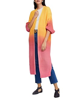 Free People - Come Together Ombré Duster Cardigan
