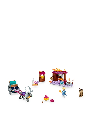 Lego Disney Frozen 2 Elsa's Wagon Adventure Set - Ages 4+