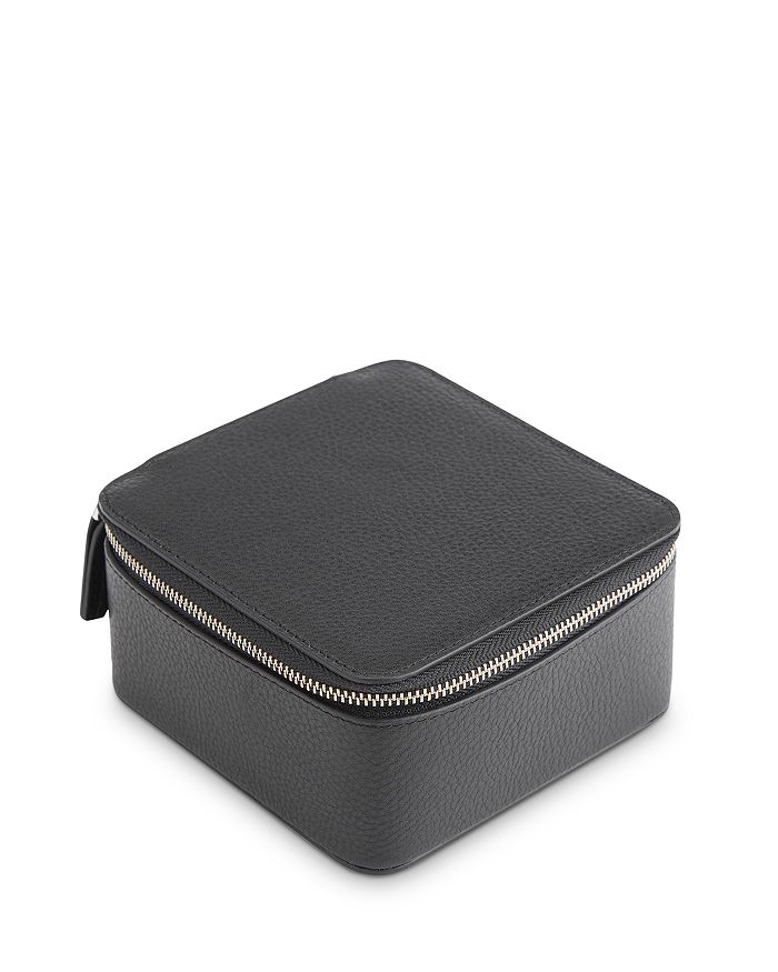 ROYCE New York - Leather Travel Jewelry Case