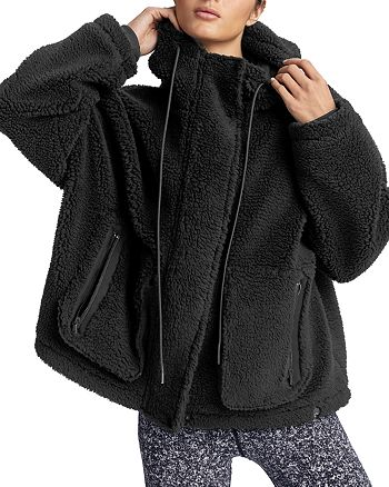 Varley - Montalvo Sherpa Faux Fur Jacket