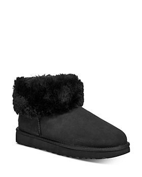 UGG® - Women's Classic Mini Fluff Booties