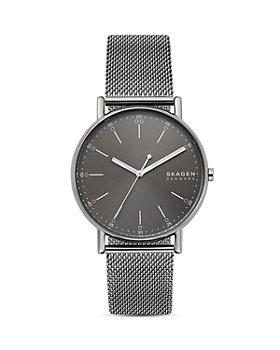 Skagen - Signatur Mesh Bracelet Watch, 40mm