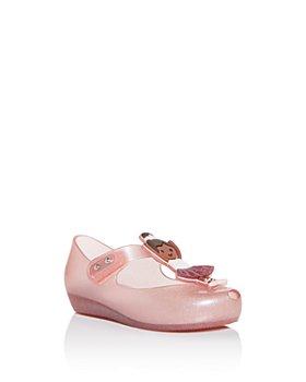 Mini Melissa - Girls' Ultragirl Ballerina Mary-Jane Flats - Walker, Toddler