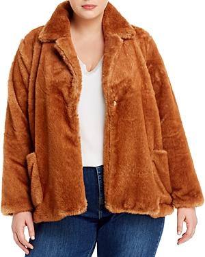 Twiggy Faux-Fur Jacket