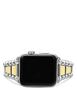 LAGOS - Smart Caviar Apple Watch® Bracelet, 42mm