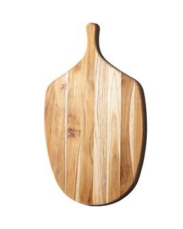 Teakhaus by Proteak - Edge Grain Canoe Large Paddle Cutting Board