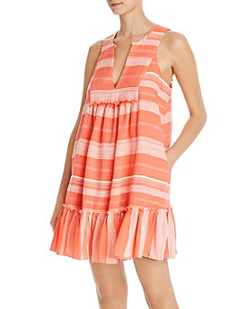 Lemlem - Birtukan Bib Mini Dress