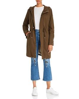 Rails - Landon Faux-Fur Lined Jacket