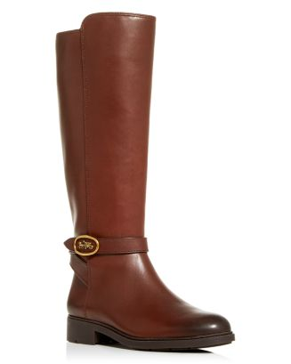 Women's Ruby Low Heel Boots by Coach