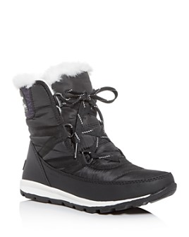 Sorel - Women's Whitney Short Waterproof Snow Boots