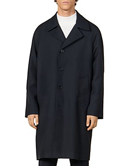Sandro - Egg Overcoat