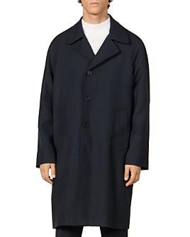 Sandro - Egg Overcoat