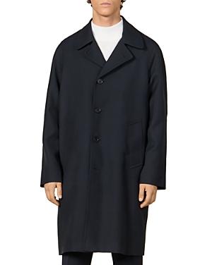 Sandro Egg Overcoat
