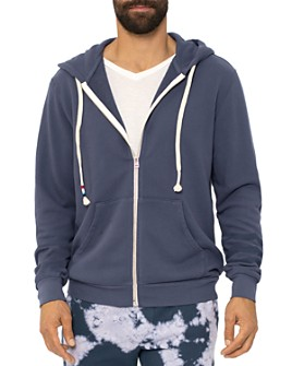 SOL ANGELES - Essential Zip Hooded Sweatshirt