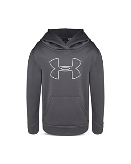 Under Armour - Boys' Logo Hoodie - Little Kid