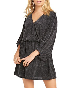 Show Me Your MuMu - Genevieve Sparkling Mini Dress