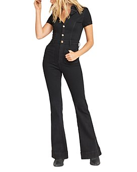 Show Me Your MuMu - Everhart Denim Jumpsuit