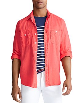 Polo Ralph Lauren - Linen Classic Fit Shirt