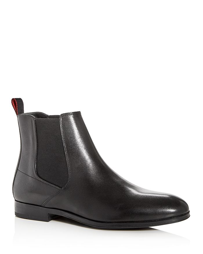 BOSS Hugo Boss - Men's Bohemian Leather Chelsea Boots