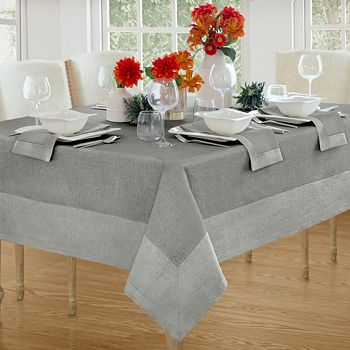 """Villeroy & Boch - New Wave Tablecloth, 70"""" Round"""