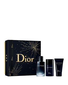 Dior - Sauvage Eau de Toilette 3-Piece Holiday Gift Set