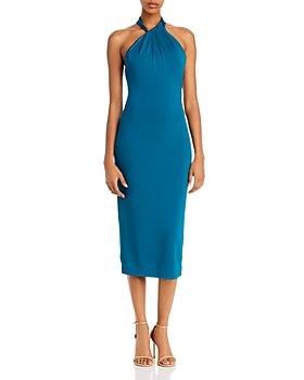 Cushnie - Sleeveless Midi Sheath Dress