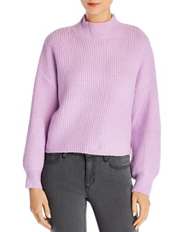 Line & Dot - Ruby Balloon-Sleeve Sweater - 100% Exclusive
