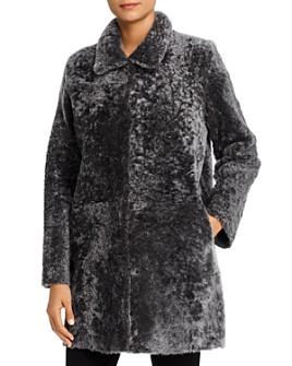 Maximilian Furs - Reversible Lamb Shearling Coat - 100% Exclusive