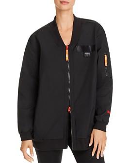 PUMA - x Adriana Lima Long Bomber Jacket