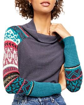 Free People - Prism Fair Isle Sweater